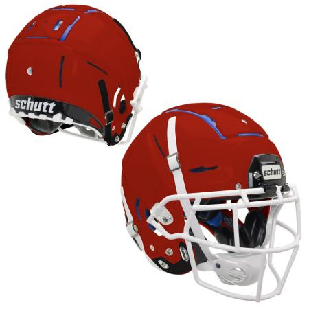 Schutt/F7 Collegiate Football Helmet incl. Carbon Steel Guard
