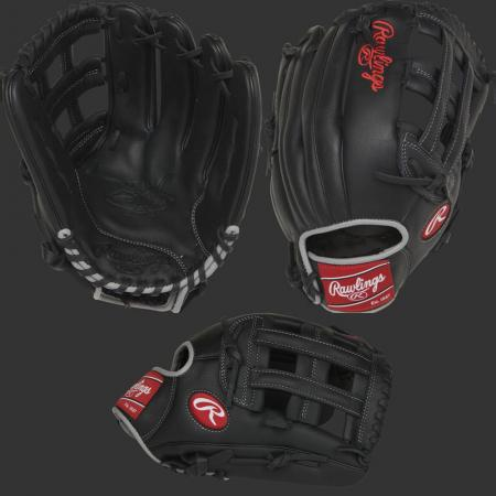 Rawlings/SPL120AJBB Select Pro Lite 12-Inch Aaron Judge Youth Outfield Glove  (Worn on the LEFT)