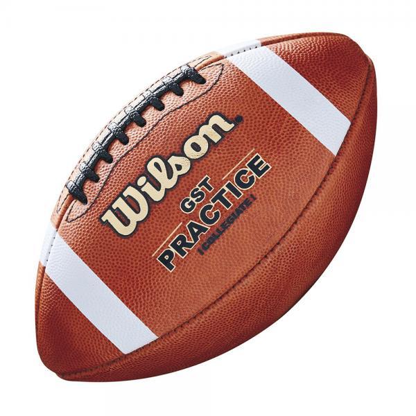 Silver Wilson The Duke Metallic Edition Football
