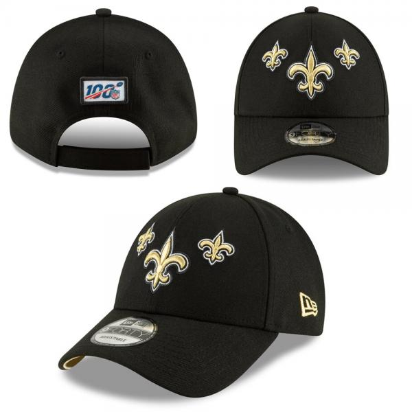 online store 04022 523dc New Orleans Saints football cap from the Draft 2019 collection.