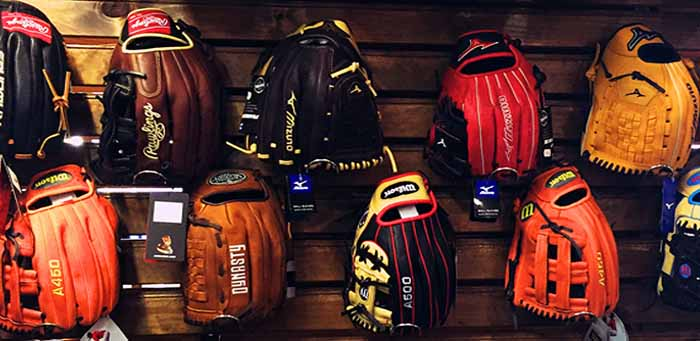Baseball & Softball Gloves